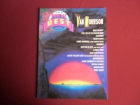 Van Morrison - The New Best of  Songbook Notenbuch Piano Vocal Guitar PVG