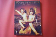 Van Halen - Balance (mit Poster)  Songbook Notenbuch Vocal Guitar
