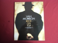 Van Morrison - Back on Top  Songbook Notenbuch Piano Vocal Guitar PVG