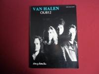 Van Halen - OU812 (ältere Ausgabe) Songbook Notenbuch Piano Vocal Guitar PVG