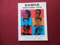 Sasha - Greatest Hits  Songbook Notenbuch Piano Vocal Guitar PVG