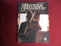 Santana - Guitar Tab Anthology  Songbook Notenbuch Vocal Guitar