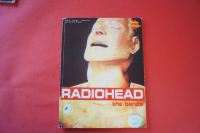 Radiohead - The Bends  Songbook Notenbuch Vocal Guitar