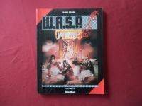 W.A.S.P. - W.A.S.P.  Songbook Notenbuch für Bands (Transcribed Scores)