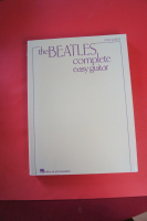 Beatles - Complete Songbook Notenbuch Vocal Easy Guitar