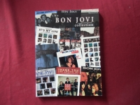 Bon Jovi - Collection  Songbook Notenbuch Piano Vocal Guitar PVG