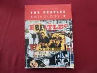 Beatles - Anthology 2 (Selections from)  Songbook Notenbuch Piano Vocal Guitar PVG
